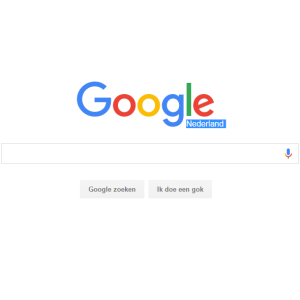 google zoekbalk