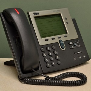 telefoon cisco