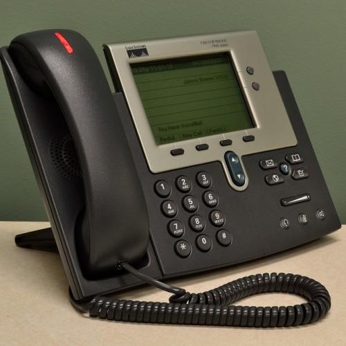 telefoon cisco